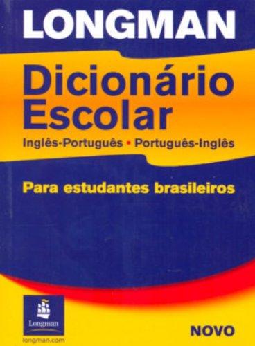 Longman Dicionario Escolar para estudantes brasileiros Paper By Pearson-Longman