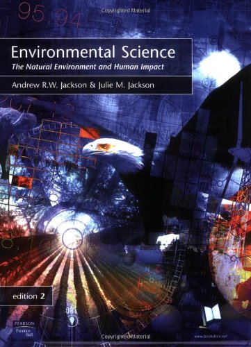 Environmental Science: The Natural Environment and Human Impact: The Natural Environment and Human Impacts By Andrew R. W. Jackson