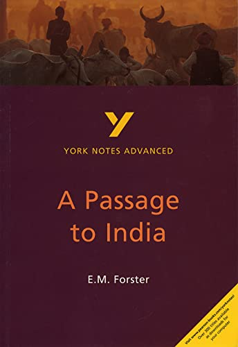 A Passage to India: York Notes Advanced By Nigel Messenger
