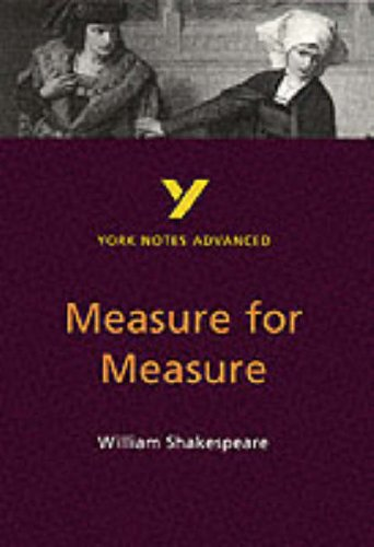 Measure for Measure By Edited by John Saunders