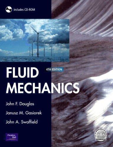 Fluid Mechanics By J. F. Douglas