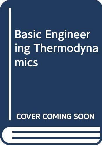 Basic Engineering Thermodynamics By Rayner Joel