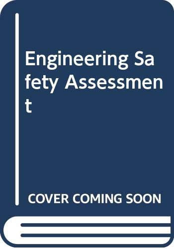 Engineering Safety Assessment By J.R. Thomson