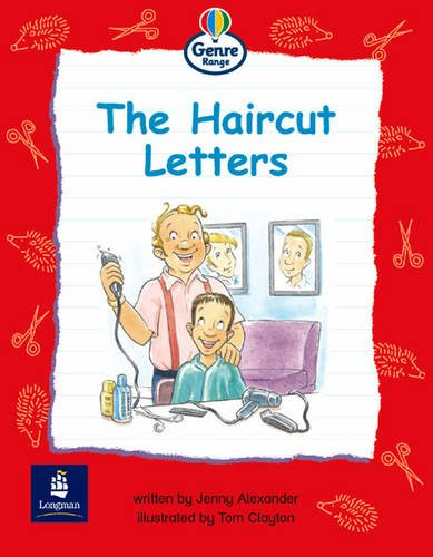 The haircut letters Genre Emergent Stage Letter Book 5 By Jenny Alexander