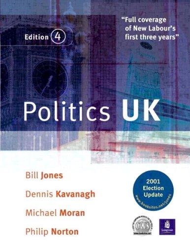 Politics UK By Bill Jones