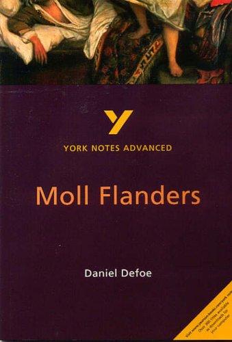 Moll Flanders By Delia Dick