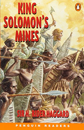 King Solomon's Mines New Edition By Henry R Haggard
