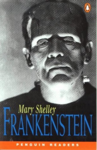 Frankenstein New Edition By Mary Shelley