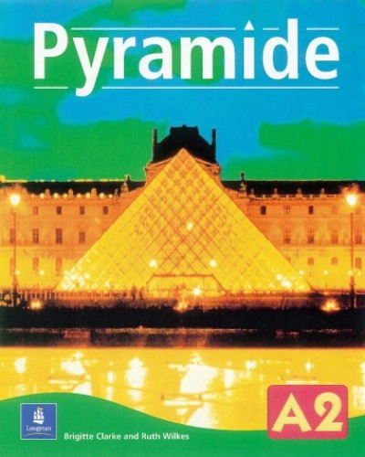 Pyramide A2 French Student Book Paper By Brigitte Clarke