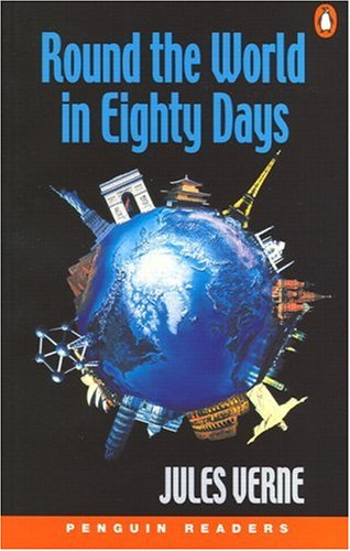 Round the World in Eighty Days New Edition By Jules Verne