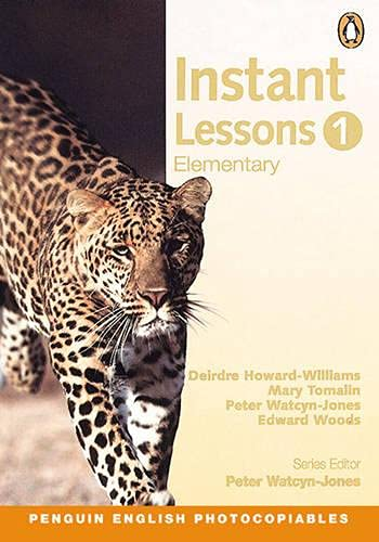 Instant Lessons Elementary By Deidre Howard-Williams