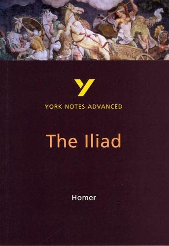 Iliad: York Notes Advanced by Robin Sowerby
