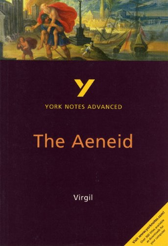 The Aeneid (York Notes Advanced series) By Robin Sowerby