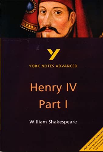 Henry IV Part I By Steve Longstaffe