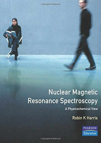 Nuclear Magnetic Resonance Spectroscopy By R. K. Harris