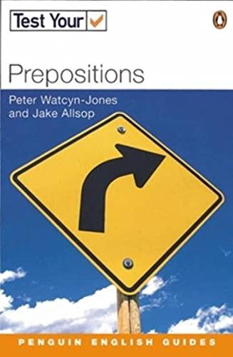 Test Your Prepositions NE by Jake Allsop