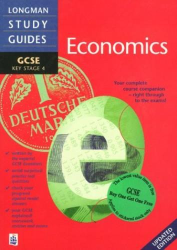 Longman GCSE Study Guide: Economics (stickered) By Barry Harrison