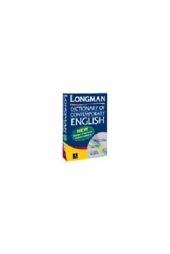 Longman Dictionary of Contemporary English By A C Kermode
