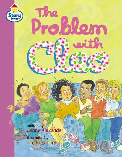 The problem with Cleo Story Street Fluent Step 12 Book 4 By Jenny Alexander