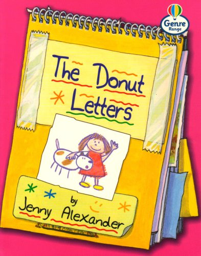 Donut Letters Genre Competent stage Letters Book 1 By Christine Hall