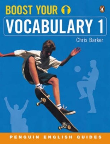 Boost Your Vocabulary 1 By Chris Barker
