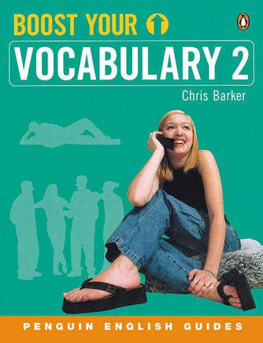 Boost Your Vocabulary 2 By Chris Barker