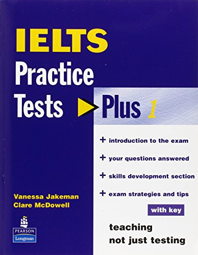 Practice Tests Plus IELTS With Key By Vanessa Jakeman
