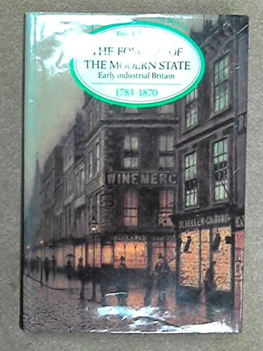 The Forging of the Modern State By Eric J. Evans