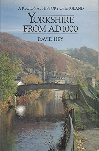 Yorkshire from Ad1000 By D Hey