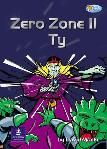 Zero-Zone-II-Ty-32-pp-Pelican-Hi-Lo-Readers-by-Body-Wendy-0582497825-The