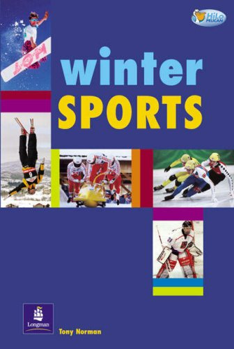 Winter Sports Non-Fiction 32 pp By Tony Norman