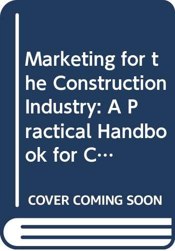 Marketing for the Construction Industry By Norman Fisher