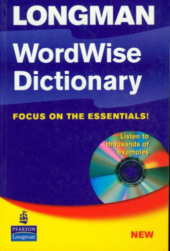 Longman WordWise Dictionary Summer Offer By Anon