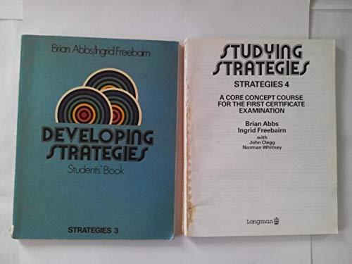 Strategies By Brian Abbs