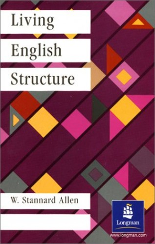 Living English Structure Paper By Stefania W Allen