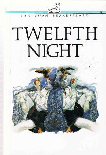Twelfth Night Paper (New Swan Shakespeare) By William Shakespeare