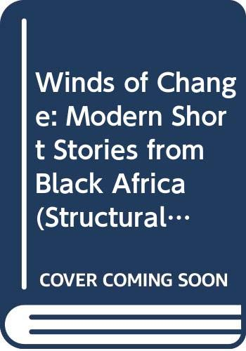 Oprecht Winds Of Change: Modern Short Stories From Black Africa (st... By Etc. Paperback