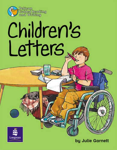 Children's Letters Year 3 By Julie Garnett