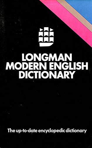 Modern English Dictionary