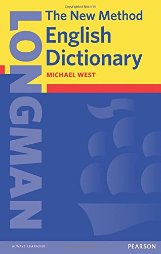 The New Method English Dictionary By Michael Philip West