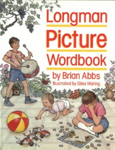 Longman Picture Word Book By Brian Abbs