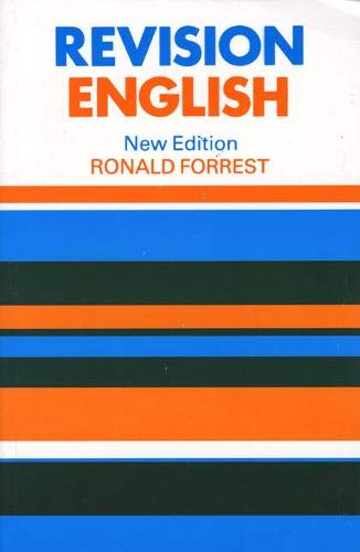 Revision English New Edition By Ronald Forrest