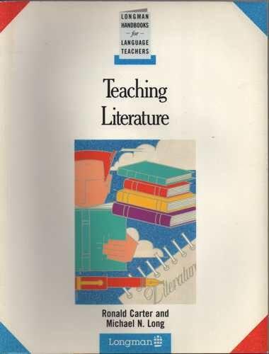 Teaching Literature By Ronald Carter