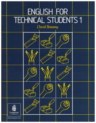 English for Technical Students Student's Book 1 by David Bonamy