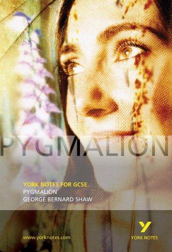 Pygmalion: York Notes for GCSE By David Langston