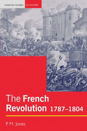 The French Revolution By Peter Jones