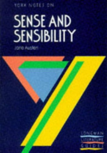 Sense and Sensibility By A. Norman Jeffares