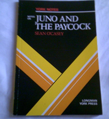 """Sean O'Casey, """"Juno and the Paycock"""" By Barbara Hayley"""