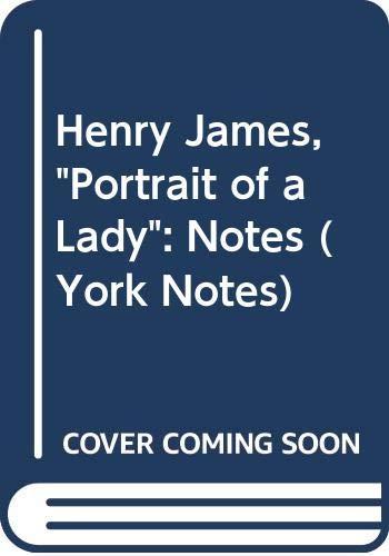 "Henry James, ""Portrait of a Lady"" By M. Walker"