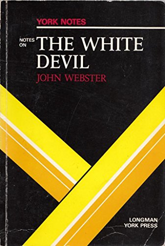 "John Webster, ""White Devil"" By M. Jardine"